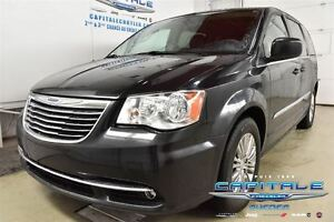 2016 Chrysler Town & Country TOURING L*STOW N GO*CUIR*CAMERA DE