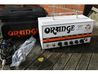 ORANGE TERROR BASS 1000w bass amp head