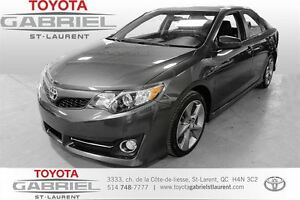 2012 Toyota Camry SE + AUTO + CUIR  MAGS + FOGS + BLUETOOTH + GP