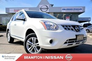 2012 Nissan Rogue SV *Heated seats|Rear view monitor|Bluetooth*