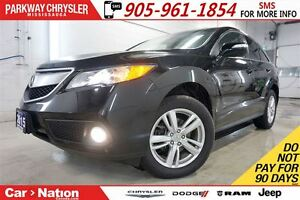 2015 Acura RDX TECH PKG| NAV| PWR TRUNK| LEATHER| SUNROOF|