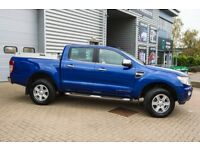 Ford Ranger - Double Cab Limited 2.2 TDCi 150 4WD Auto - Low mileage