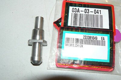 Stainless Steel Check Valve Intel Surplus 14 Inch Port Size 233381049