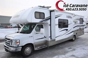 2015 Forest River Forester 3171 2015  2 extensions  Classe C 31