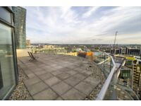 2 BED 2 BATH PENTHOUSE APARTMENT - ABILITY PLACE E14 - CANARY WHARF DOCKLANDS SOUTH QUAY LIMEHOUSE