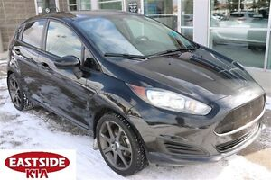 2014 Ford Fiesta S HATCHBACK BLACKED OUT WITH RIMS