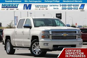2015 Chevrolet Silverado 1500 High Country*NAV SYSTEM*HEATED SEA