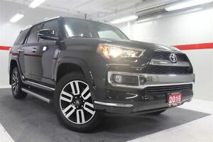 2016 Toyota 4Runner 4WD Heated Ventilated Lthr Nav Sunroof Btoot