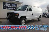 2014 Ford E-250 Cargo Van | 4.6L V8 | Automatic
