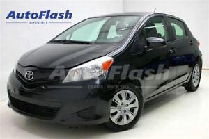 2012 Toyota Yaris LE Hatchback *A/C* Cruise* Gr.Elec* Bluetooth*