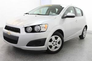 2015 Chevrolet Sonic LS *BLUETOOTH + VOLANT INCLINABLE + CLIMATI