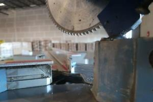 CTD 12 Mitre Cut-Off Saw