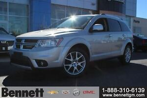 2013 Dodge Journey R/T Rallye V6 AWd with Nav