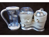 3 in 1 kenwood smoothy & Juice bar in good working condition almost like new, collection only