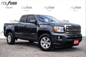 2016 GMC Canyon 4WD SLE 8 Screen bluetooth