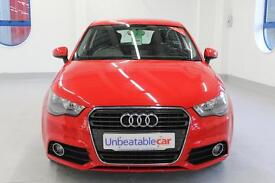 AUDI A1 1.4 TFSI Sport 3dr (red) 2013