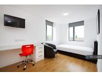 Studio flat in Hassell Apartments, Newcastle Under-Lyme, ST5