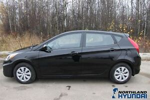 2016 Hyundai Accent Auto/LOW KMS/AUX/ECO/Traction Control Prince George British Columbia image 9