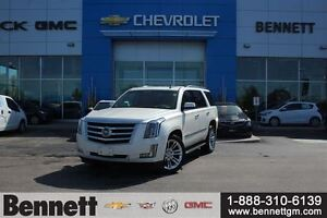 2015 Cadillac Escalade Premium - Navigation, DVD Package