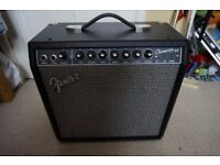 Fender Champion 40 guitar amp 1 week old!