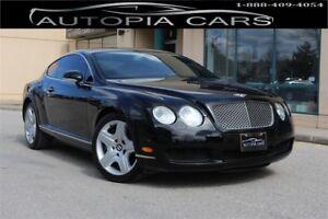 2006 Bentley Continental GT AWD /TWIN TURBO/ NAVIGATION