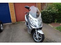 Peugeot satelis 250 maxi scooter