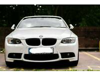 BMW E93 320 WHITE CONVERTIBLE ***READ DESCRIPTION