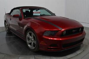 2014 Ford Mustang GT CONVERTIBLE  CUIR MAGS