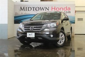 2014 Honda CR-V Touring - Nav, Leather, Heated Seats, Backup Cam