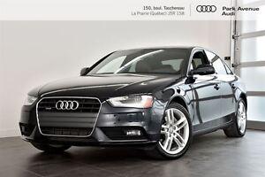 2013 Audi A4 2.0 TFSI PREMIUM XÉNON+NAV+TOIT !