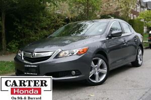 2014 Acura ILX w/Premium Package + LEATHER + ACCIDENT FREE!