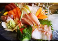Full time sushi chef in East dulwich