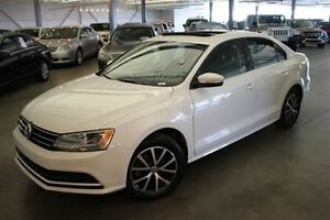 2016 Volkswagen Jetta COMFORTLINE 4D Sedan 1.4 TSI at