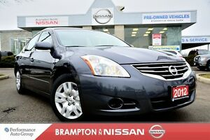 2012 Nissan Altima 2.5 S (CVT) *Key-less, Power package*