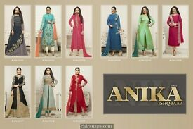 Anika fiona georgette salwar suit collection in our website