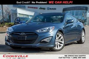 2013 Hyundai Genesis 2.0T, 6 SPEED, SUNROOF, LEATHER