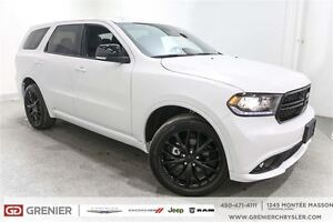 2016 Dodge Durango Limited Black Top*Dvd, Navigation, Toit Ouvra