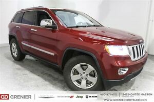 2011 Jeep Grand Cherokee Limited 5,7 Hemi LIQUIDATION *Cuir,toit