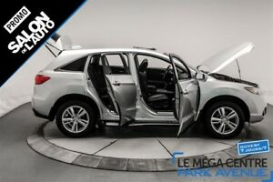 2013 Acura RDX Technology Package, AWD, NAV, CUIR, TOIT