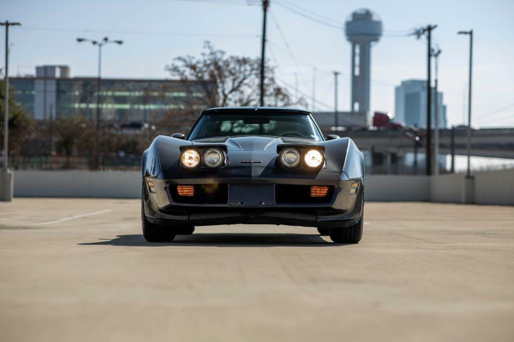 1981 Gray Chevrolet Corvette   | C3 Corvette Photo 6