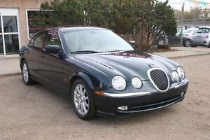 2001 Jaguar S-Type IMMACULATE CONDITION, LEATHER, S/ROOF