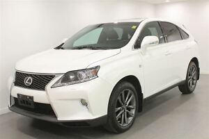 2013 Lexus RX 350 F Sport|Auto|AWD|Loaded|Low Kms!!