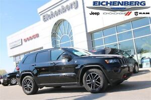 2017 Jeep Grand Cherokee Trailhawk *0% FOR 72 MONTHS*