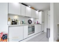 4th floor 2 bedroom flat in Aragon Tower, secure parking, furnished, river views, 24hr porter..