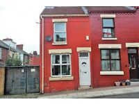 48 Sandbeck St, 2 bedroom end terraced house with DG, gas central heating. DSS Welcome. No app fees