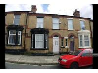 4 bedroom house in Burdett Street, Liverpool, L17 (4 bed)