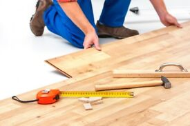 Laminate flooring fitters over 10 years of experience