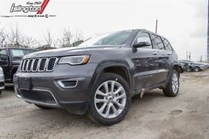 2017 Jeep Grand Cherokee LIMITED **DEMO**