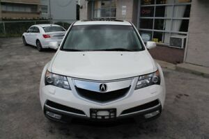 2013 Acura MDX LEATHER, AWD, SUNROOF, BACK UP CAMERA