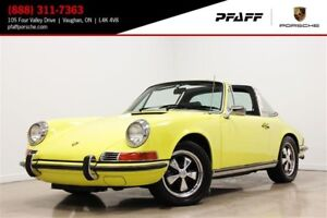 1972 Porsche Unlisted Item
